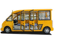 Contemporary School Electric Passenger Vehicles 4615*1600*2060mm Eco Friendly